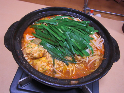 With Delicious Meatballs! Easy Kimchi Nabe (Hot Pot)