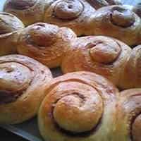 Spiral Cinnamon Sugar Buns