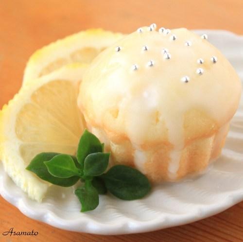 Lemon Cake with Egg Whites