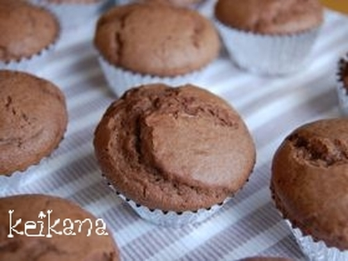 Easy Chocolate Muffins with Pancake Mix