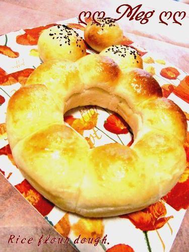 All-Purpose Shiratamako Dough Moist and Springy