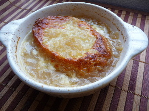Easy and Delicious Onion Soup