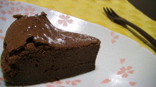 Rich Gateau au Chocolat