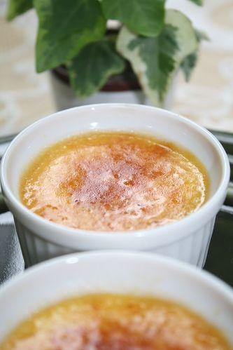 Authentic Thick Crème Brûlée