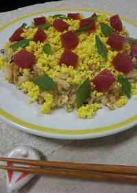 Easy to Make Seasoned Chirashi Sushi