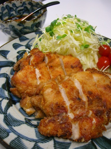 Tender and Flavorful Chicken Breast Karaage