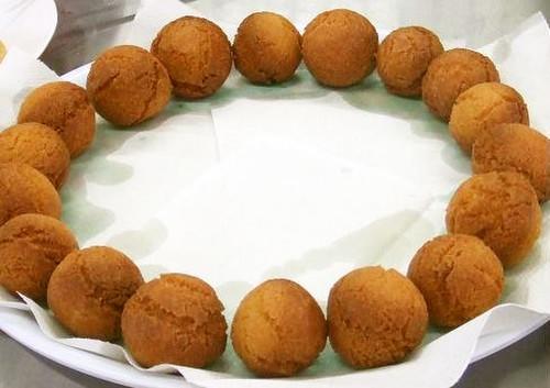 Sata Andagi (Okinawan Donuts)