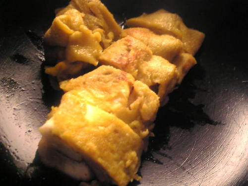 Marshmallow Omelettes