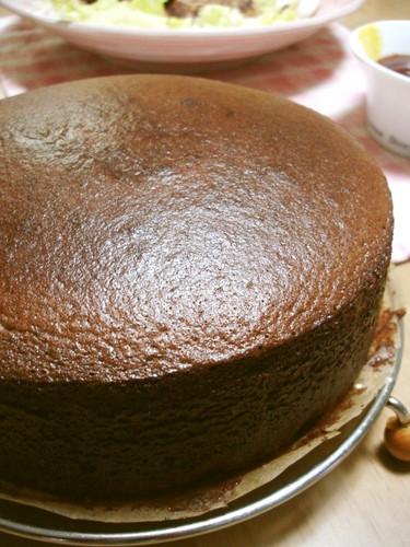 Rich Fluffy Chocolate Souffle