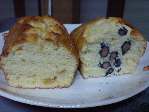 Pound Cake ☆ Using Leftover Whipped Cream