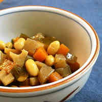 Simmered Soybeans