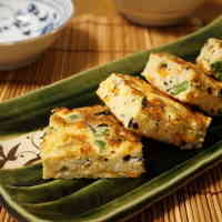 Chigusa-yaki, Thick Tamagoyaki For Obento