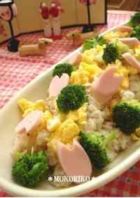 For Girls' Day Chirashi Zushi Salad