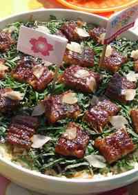Easily Made in a Rice Cooker! Chirashi Sushi
