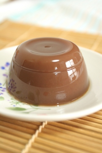Silky and Smooth Mizu-Yokan (Sweetened and Jellied Bean Paste)