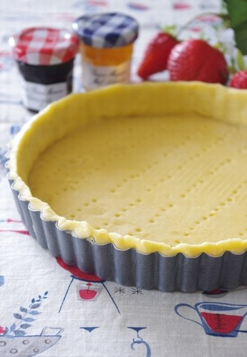 Made in a Bowl! Basic Tart Crust
