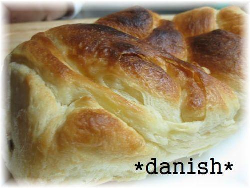 Simple Danish Bread