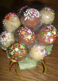 American-Style Cake Pops