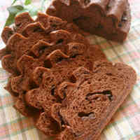Milk Chocolate Hearth Bread!