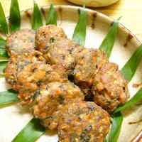 Lemony Thai Fish Cakes with Tinned Mackerel