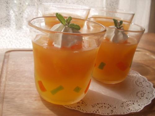 Canned Mandarin Orange Jello