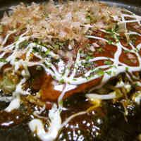 Piping Hot Hiroshima Style Okonomiyaki
