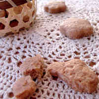 Simple Egg-Free Whole Wheat Cookies