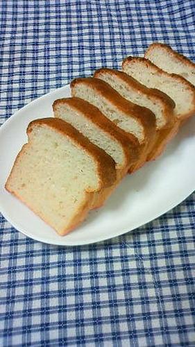 Super Easy Milk-enriched White Bread