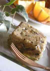 Easy Microwave-Steamed Tofu Bread