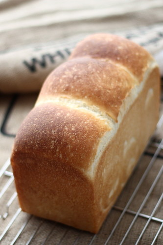 An Everyday Shokupan Square Loaf Bread