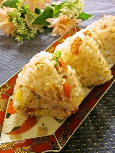 Our Family Favorite Onigiri Rice Balls