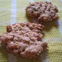 Oatmeal Maple Cookies