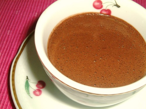 Soy-Soy (Soy Milk + Tofu) Beauty Pudding Chocolate Version