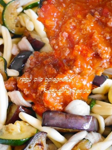 Basic Meat (Bolognese) Sauce