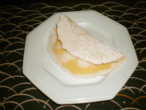 Brazilian Tapioca Crepes