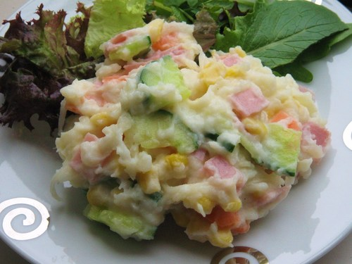 Japanese Potato Salad!