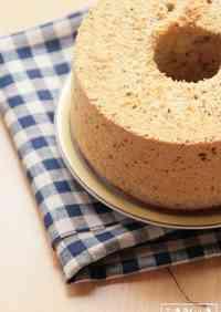 Basic Tea Chiffon Cake♪