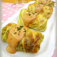 Easy Cabbage Rolls Baked with Cheese