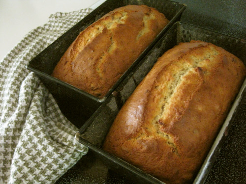 Just-Mix Banana Bread