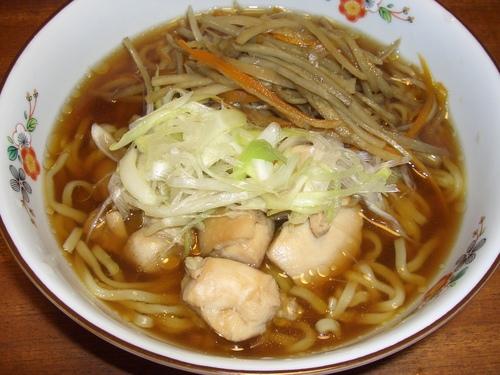 Chicken Flavored Ramen Noodles