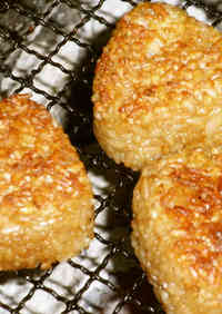 Easy Grilled Rice Balls for Barbecues
