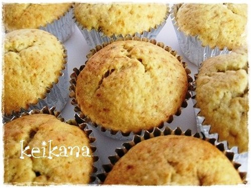 Easy Banana Muffins with Pancake Mix