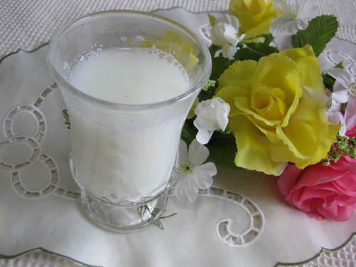 Homemade Calpis (Calpico)