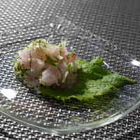 Yellow Striped Butterfish Tataki