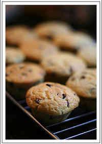 Low Calorie Chocolate Banana Muffins