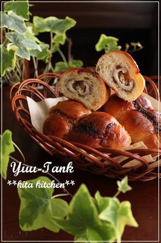Hokkaido's Famous Chikuwa Bread
