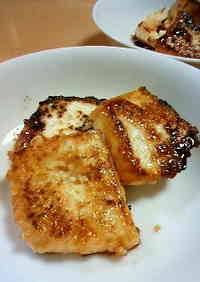 Chewy Mochi-like Tofu