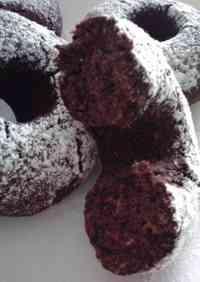 Low Calorie Tofu and Okara Baked Donuts