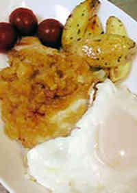 Easy Non-Fried Potato Wedges