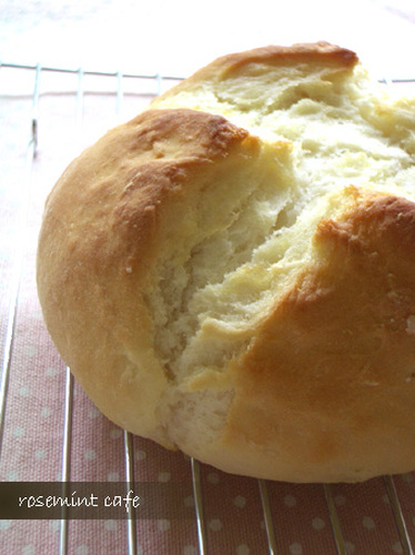 Make Bread Dough in a Plastic Bag! Springy Rice Flour Bread